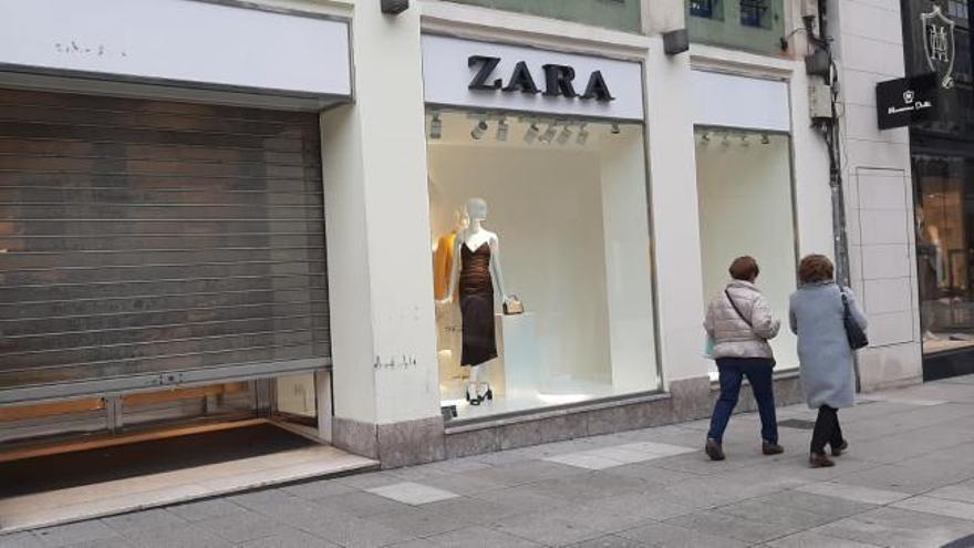 Zara y otras conocidas marcas de moda echan el cierre por el coronavirus en varias partes de España