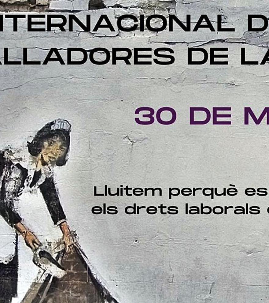 El STEI denuncia las precarias condiciones laborales de las trabajadoras del hogar