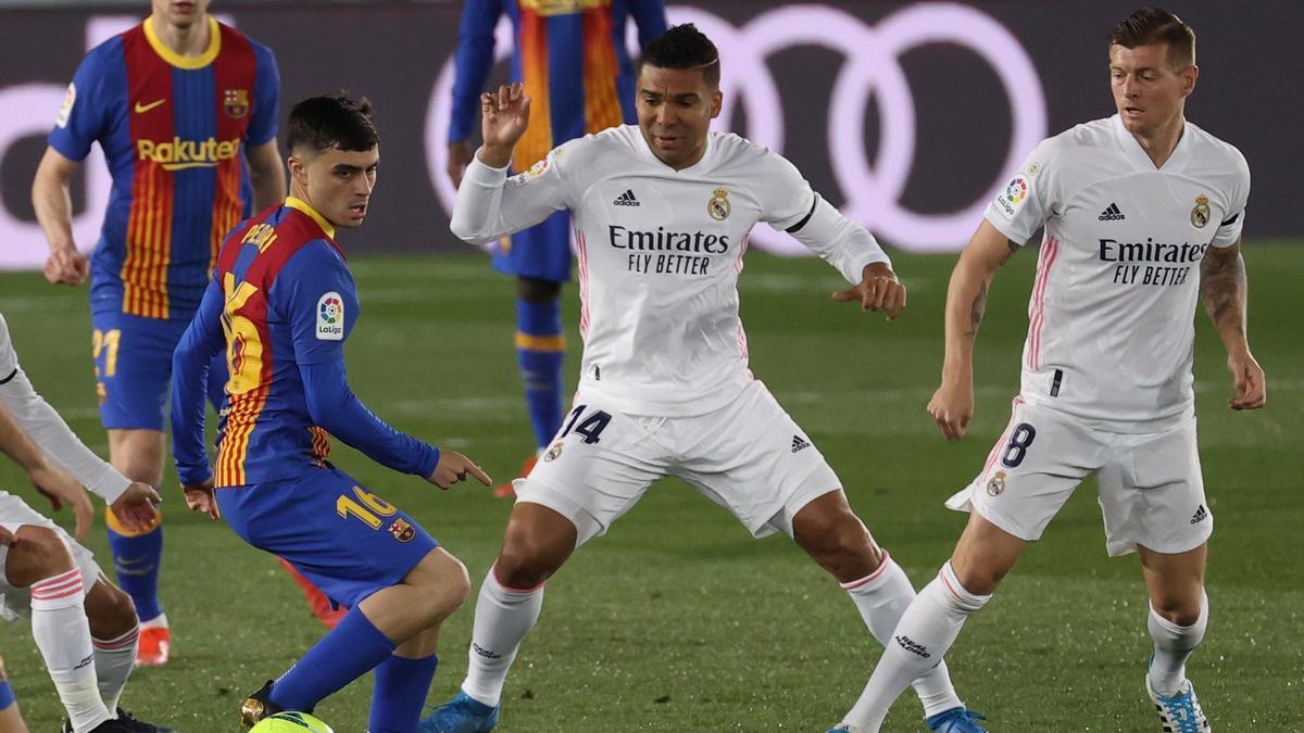 LaLiga Santander | Real Madrid - Barcelona