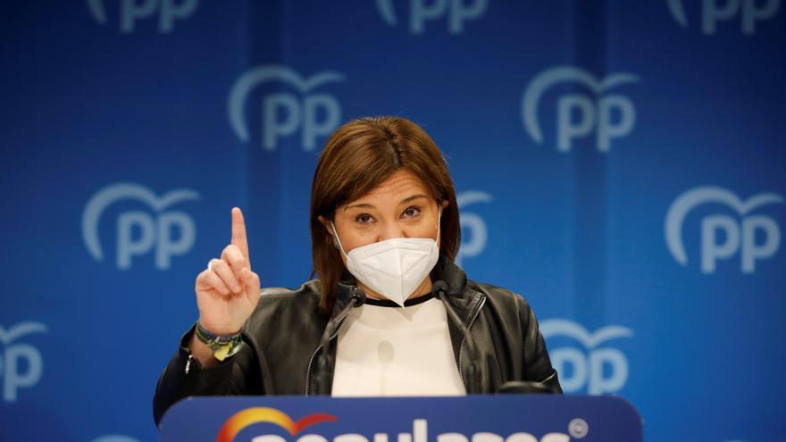 Bonig deja el cargo de portavoz del PP y el acta de diputada en Valencia