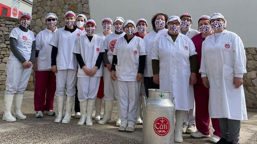 Quesos de Catí, lácteos artesanales con el plus de calidad del Maestrat
