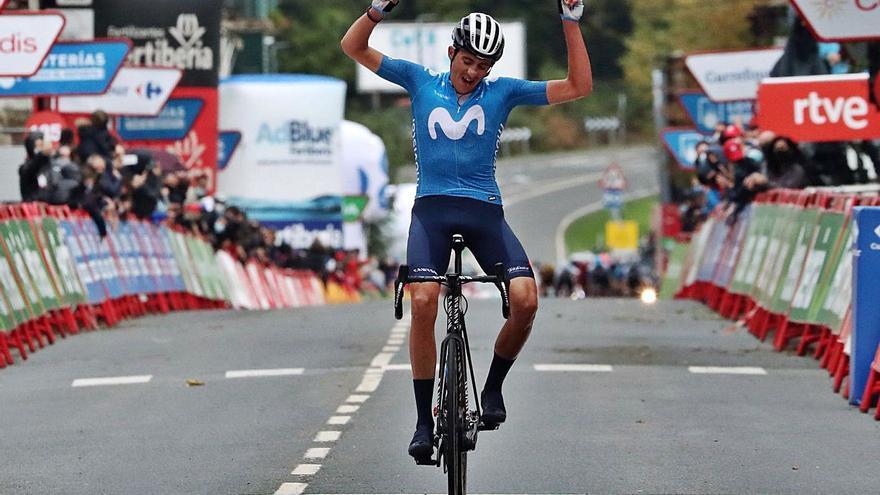 Marc Soler se reivindica en la Vuelta