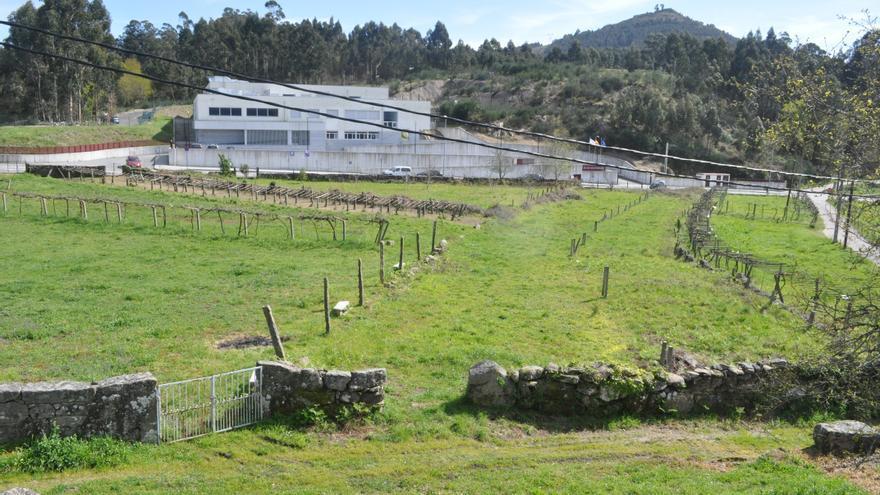 Visto bueno ambiental al plan de Soutomaior para el centro de salud