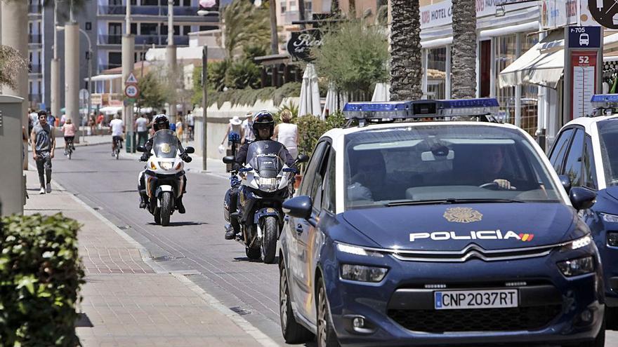 La Policía ultima el atestado del crimen de s'Arenal antes de las órdenes de arresto