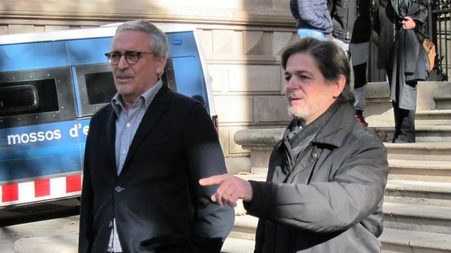 Els jutges catalans van portar a judici per corrupció dues persones el 2018