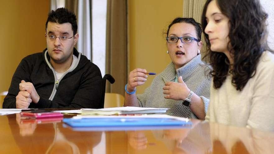 """Jesús Sánchez Mosteiro: """"Gustaríanos ter en marcha a residencia da terceira idade, que é fundamental"""""""