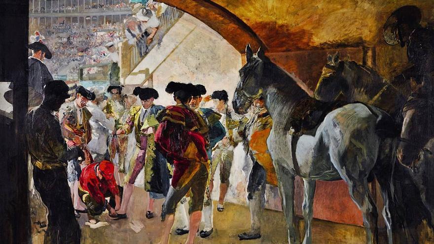 Sotheby's subasta una obra de Sorolla incautada en Bruselas por el caso Malaya