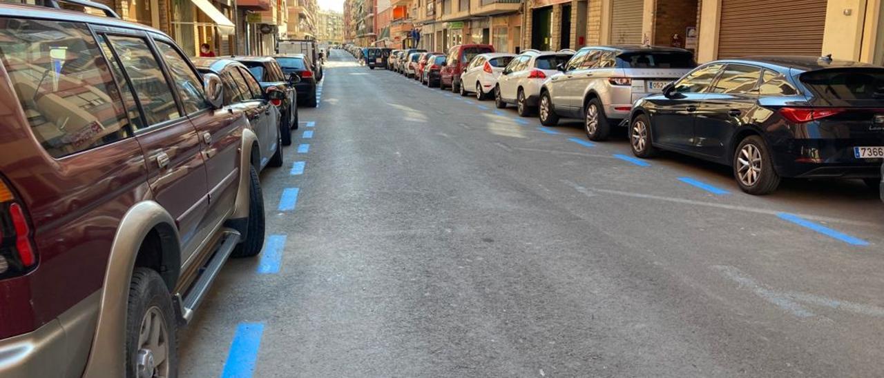 La Vila recupera el próximo martes el funcionamiento de la zona azul, con el doble de plazas que en el anterior contrato.