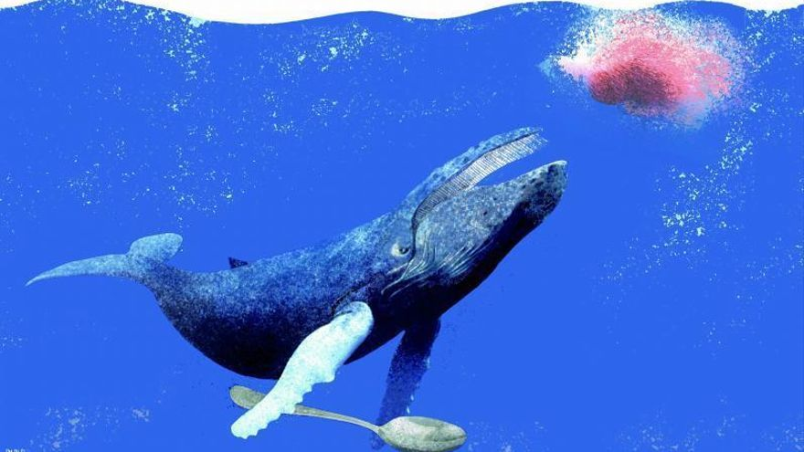 El que no mengen les balenes