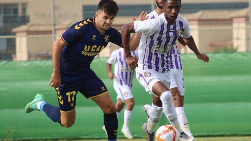 El UCAM Murcia vence en su estreno en pretemporada