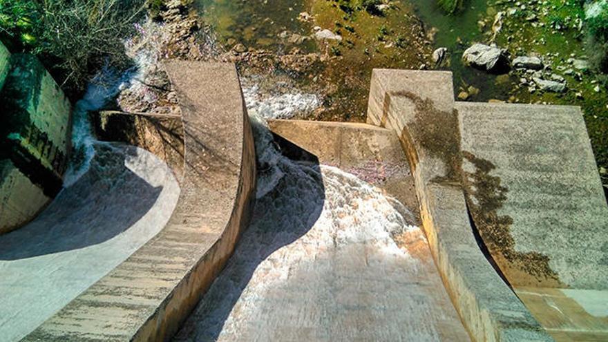 Die Stauseen der Insel sind endlich wieder pralle voll mit Wasser