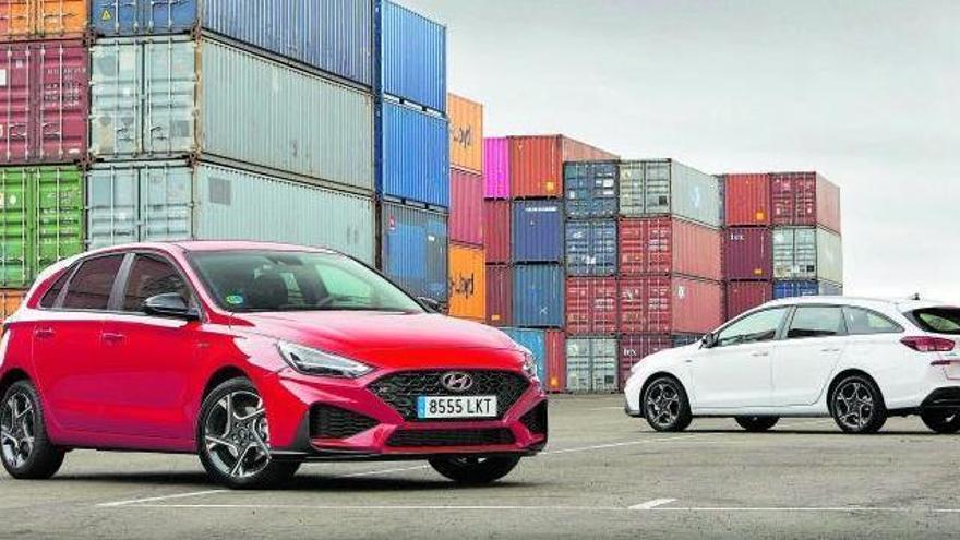 Nuevos Hyundai i30, intensa actualización