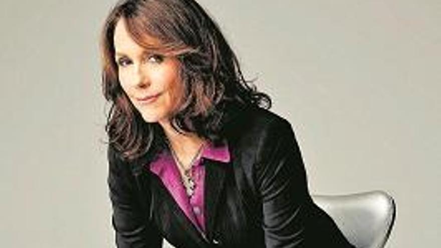 Mary Carr: «La mayoría de las mujeres no somos ni putas ni vírgenes»