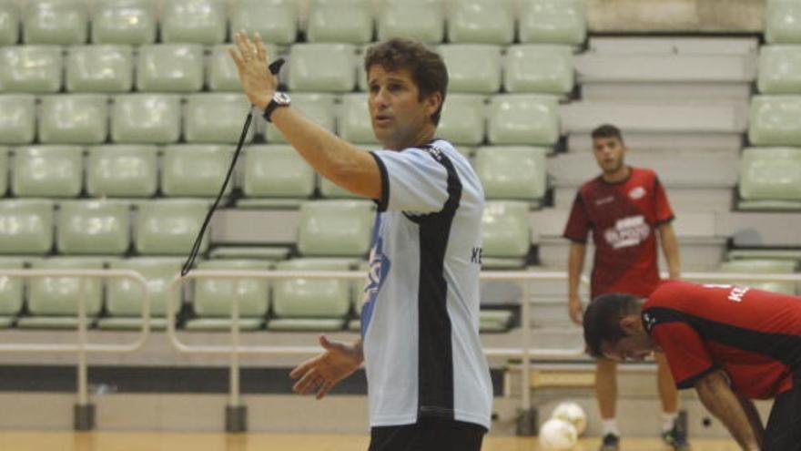 Duda, nuevo entrenador del Jimbee Cartagena