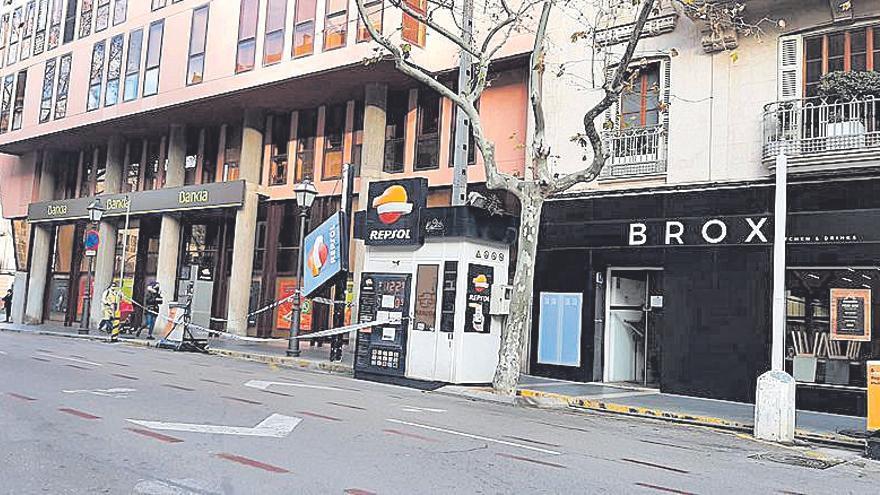 Barrios | Un letrero que supone un verdadero peligro en Porta de Santa Margalida