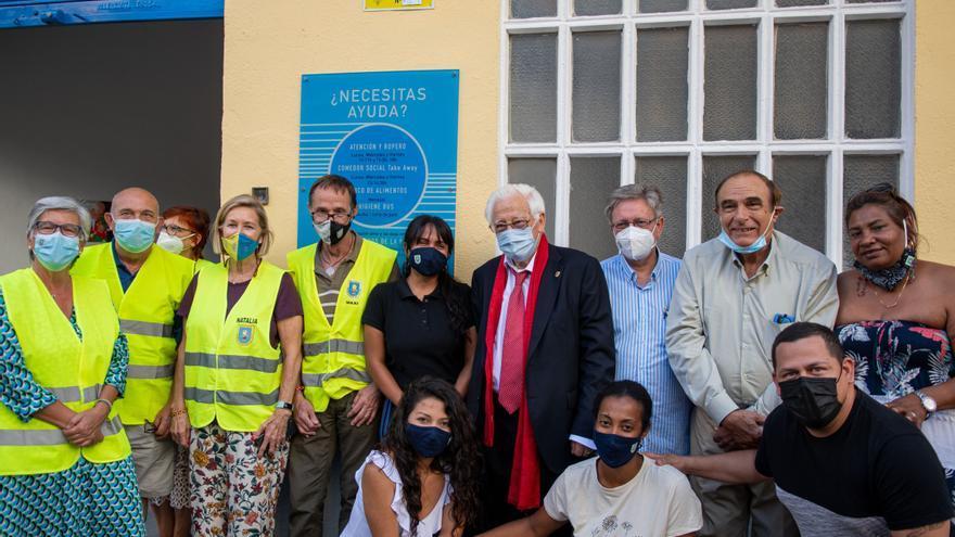 Padre Ángel: «El contagio de la solidaridad es más rápido que el virus»