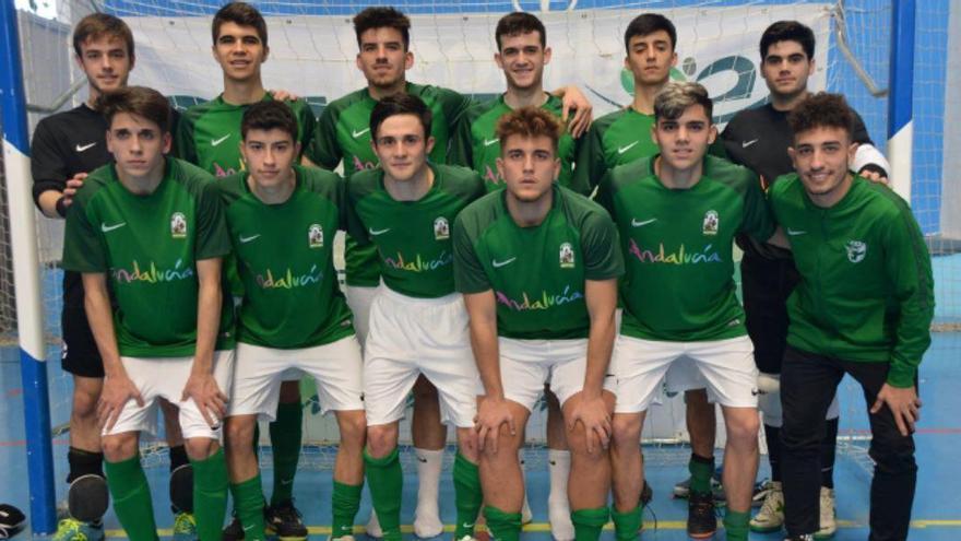 Las selecciones andaluzas sub-16 y sub-19 se preparan en Baena