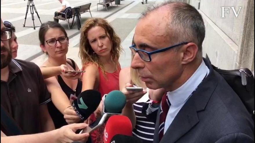 """El parricida de Moraña ante el juez: """"Reconozco todos los hechos"""""""