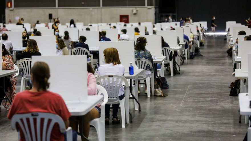 FGV: Resultados de las pruebas de Empleo Público