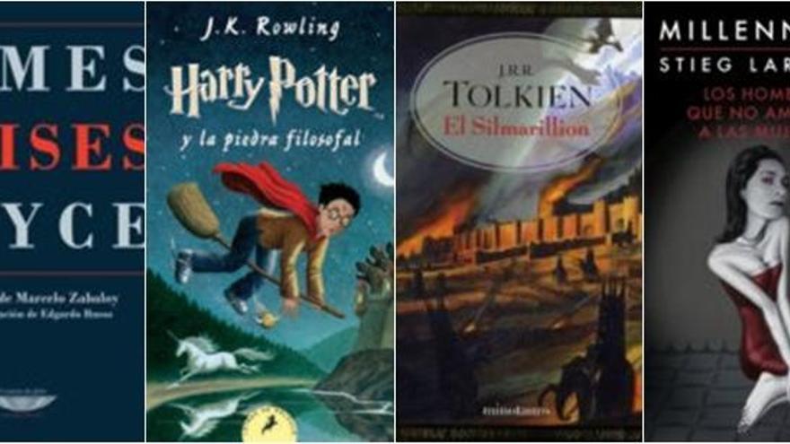 Grandes novelas que fueron rechazadas por las editoriales