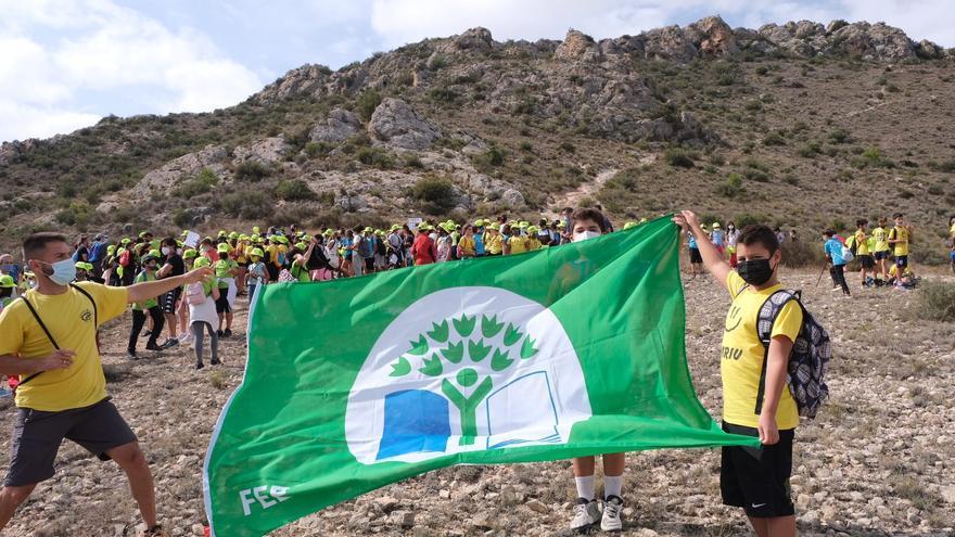 Elda y Petrer suman el mayor número de Banderas Verdes de la Comunidad Valenciana