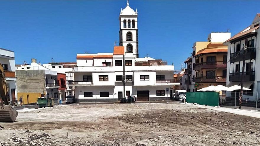 Vía libre a la construcción de la escuela de música de la Isla Baja en Garachico