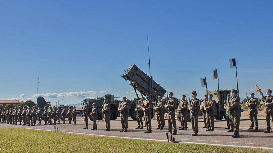 Marines celebra 50 años de la base militar