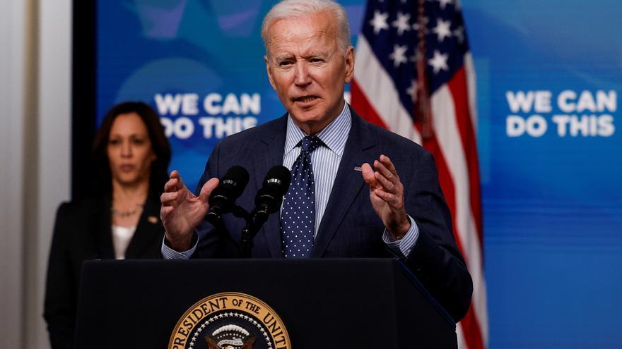 Biden amplía la prohibición de realizar inversiones estadounidenses en empresas chinas