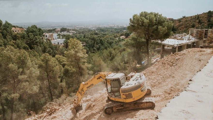 Bauboom: Langsam wird es eng in Son Vida, dem Nobelviertel von Palma de Mallorca