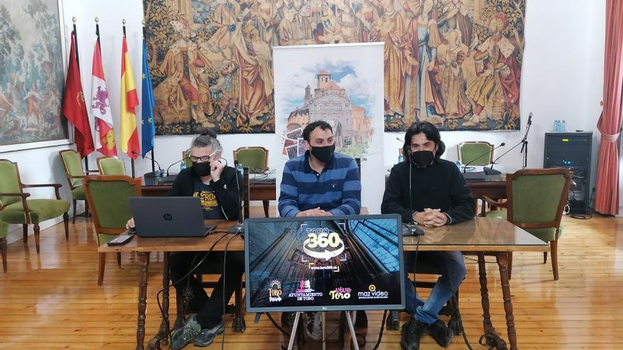 """""""Toro 360º"""" propone un recorrido virtual y envolvente por los rincones turísticos de la ciudad"""