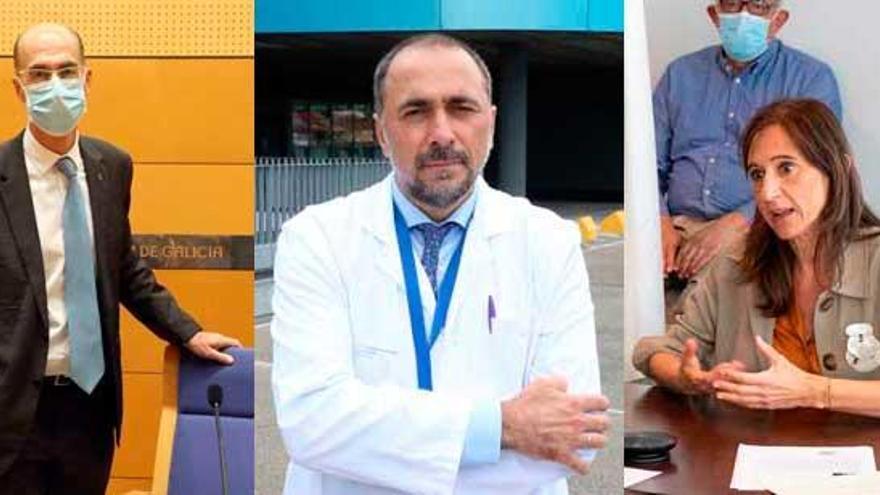Feijóo releva a los conselleiros de Sanidade y Educación y crea una consellería de Emprego