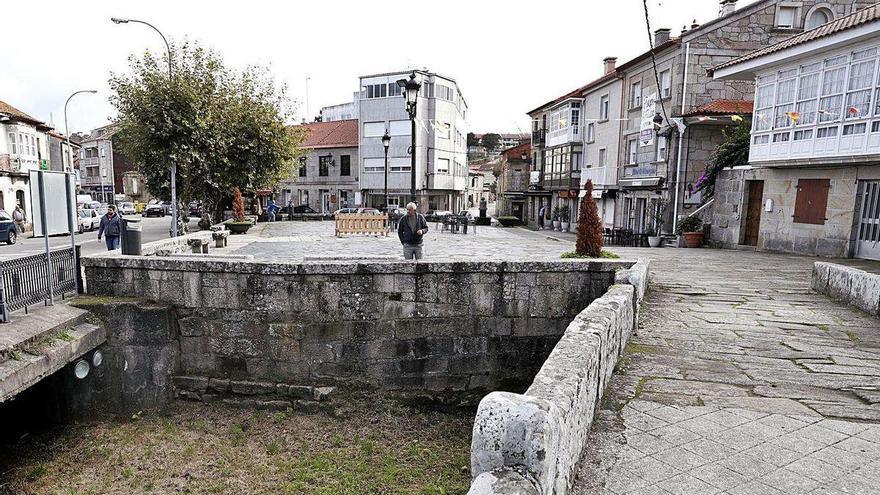 Baiona lleva a la Xunta a los tribunales por no humanizar la plaza de Sabarís