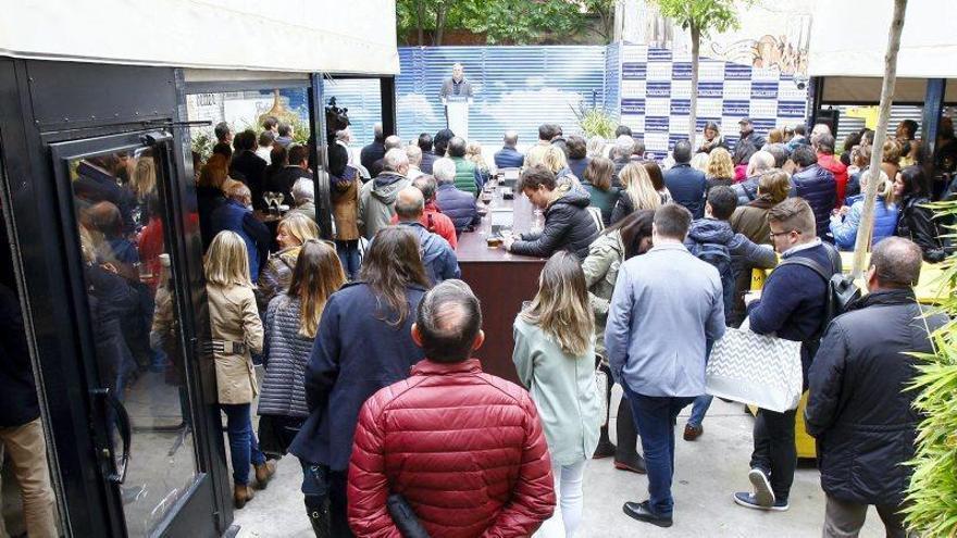 Maroto visita Zaragoza