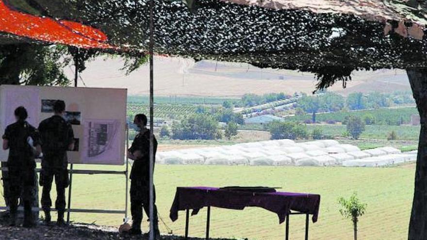 Un diseño sostenible para la Base Logística del Ejército en Córdoba