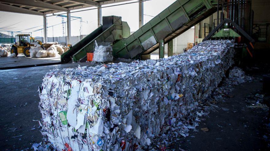 Reciclajes Elda: Gestión y valorización de residuos de empresas eficiente y actual