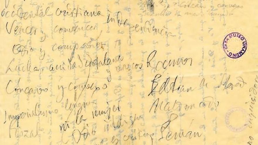 """Las """"notas"""" guardadas con mayor celo por la institución"""