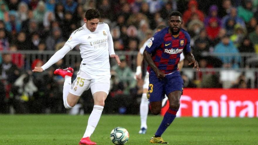 EN IMATGES: Reial Madrid - Barça