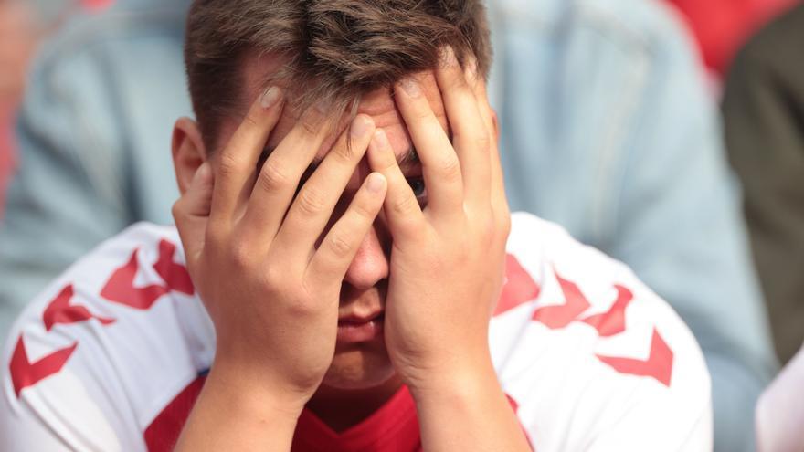 Conmoción en la Eurocopa: así se ha vivido el Dinamarca-Finlandia tras el desvanecimiento de Eriksen