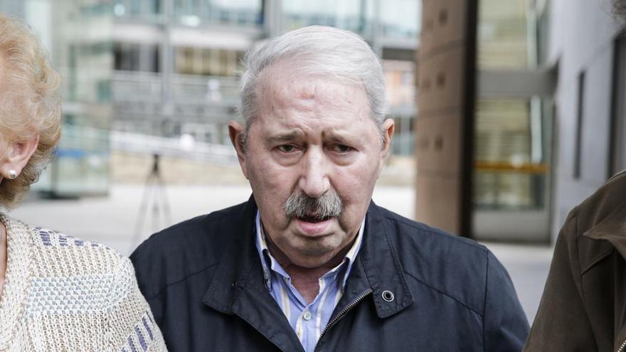 José Ángel Fernández Villa no ingresará en la cárcel