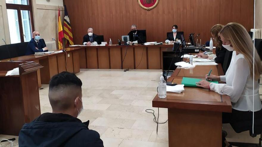 Cinco años de cárcel por violar a una amiga que estaba inconsciente en Palma