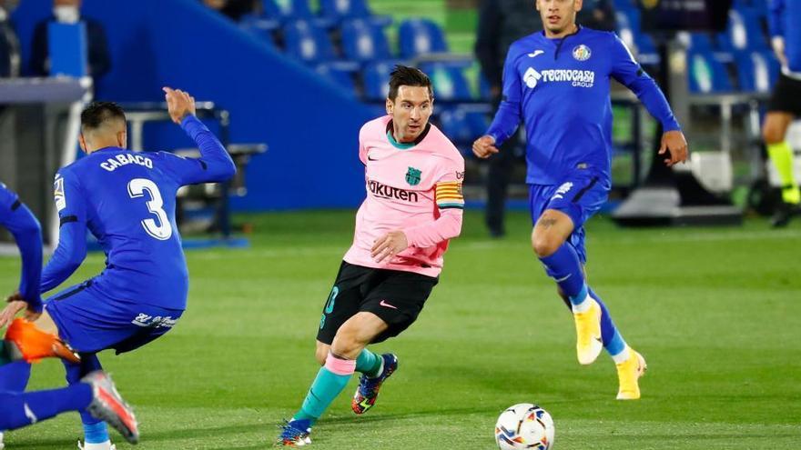 Fútbol | LaLiga Santander: Getafe - Barcelona