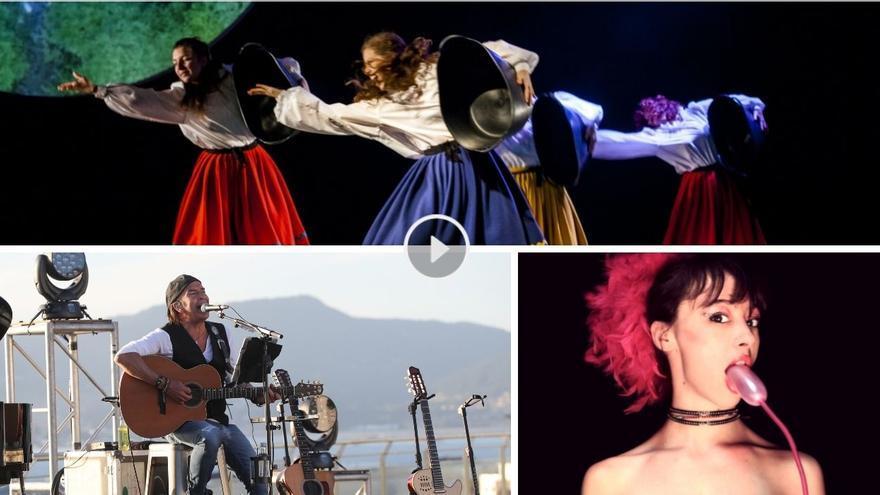 Una agenda subida de tono para el fin de semana en Vigo