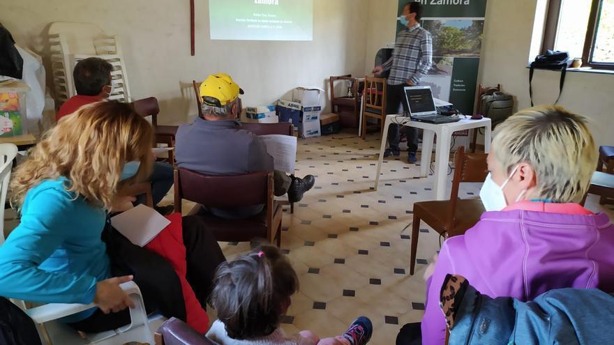 La Mesa del Castaño recomienda en Sanabria labores para luchar contra el chancro