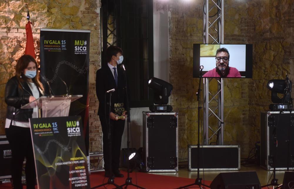 Premios de la Música de la Región de Murcia 2020