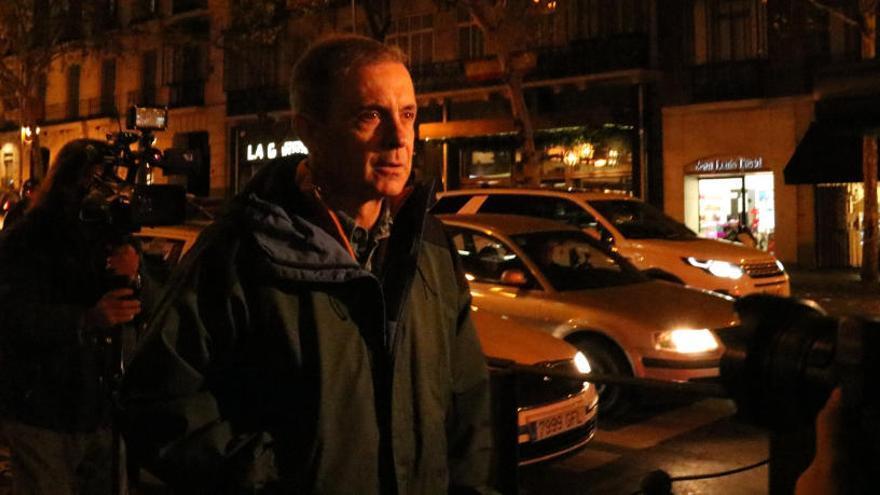 Jordi Pujol Ferrusola abandona la presó de Soto del Real després de vuit mesos
