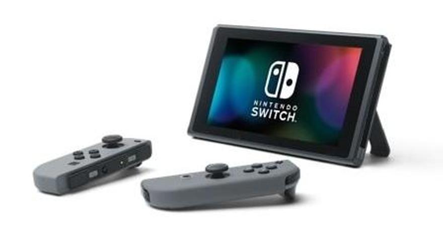 Nintendo se enfrenta a problemas en el abastecimiento de Switch