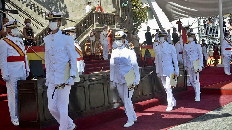 La ministra de Defensa presidirá los actos del Carmen en la Escuela Naval