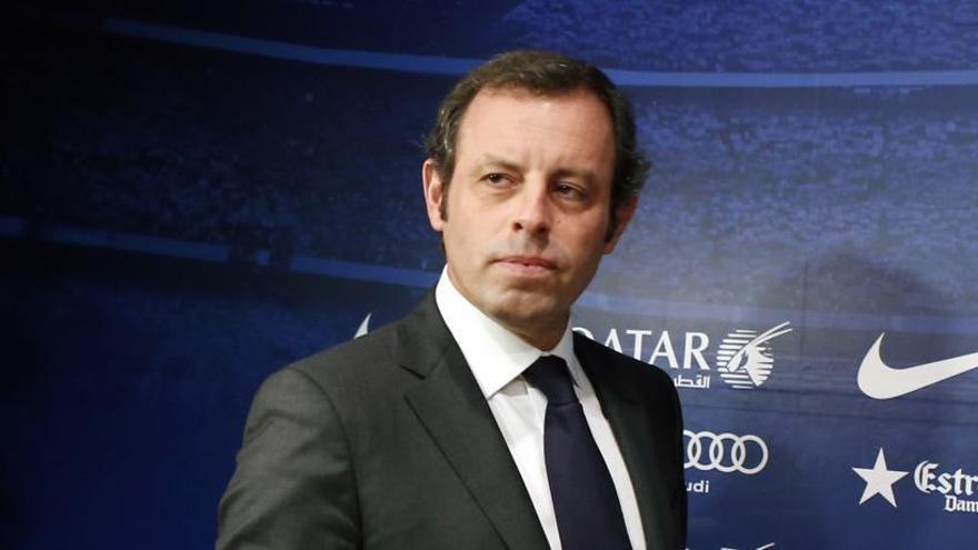 Sandro Rosell, absuelto de blanqueo de comisiones