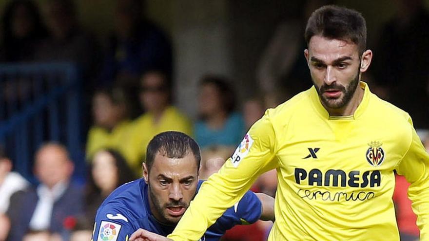 Adrián López vuelve al Villarreal cedido hasta final de temporada