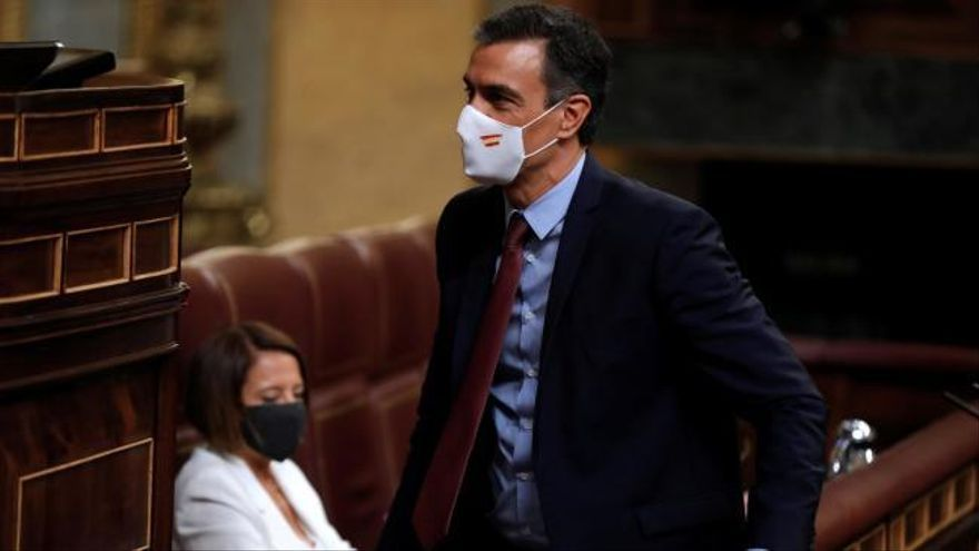 Sánchez saca pecho por los fondos y pide importar el consenso en la UE